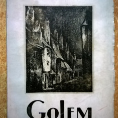 Gustav Meyrink - Golem {ed. R. Cioflec}