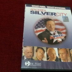 FILM DVD AFACEREA SILVER CITY - Film thriller, Romana