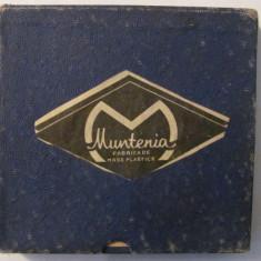 PVM - Banda veche MUNTENIA de 13 magnetofon fabricata in Romania stampila 1963