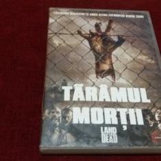 FILM DVD LAND OF THE DEAD / TARAMUL MORTII - Film SF, Romana