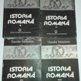 THEODOR MOMMSEN - ISTORIA ROMANA Vol.1.2.3.4. - Istorie