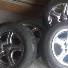Jante aluminiu R14. - Janta aliaj Volkswagen, Diametru: 15, Numar prezoane: 4, PCD: 100