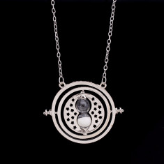 Pandantiv   Colier Lantisor Harry Potter Time Turner Clepsidra Hermione Granger - Pandantiv fashion