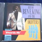 Ben E. King & The Drifters - Best Of Ben E. King & The Drifters _ cd,_k-tel