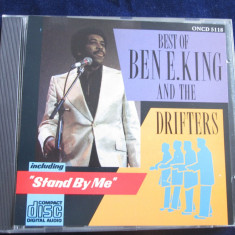 Ben E. King & The Drifters - Best Of Ben E. King & The Drifters _ cd, _k-tel - Muzica R&B Altele