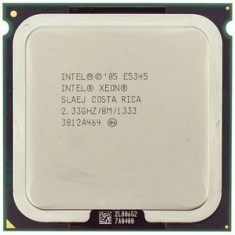 Procesor intel Quad Core xeon E5335 2.00Ghz 8MB lga 771 + adaptor 775 Q9000
