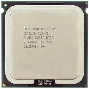 Procesor intel Quad Core xeon E5335 2.00Ghz 8MB lga 771 + adaptor 775 Q9000 foto