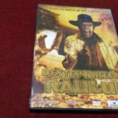 FILM DVD DESTEPTAREA RAULUI, Romana