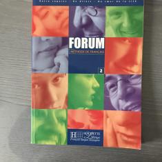Manual Franceza, editura Hachette, Forum Methode de Francais 2 - Curs Limba Franceza Altele