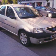 Dacia Logan 1600 cc, Gri, 2005, Benzina, 100000 km