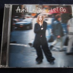Avril Lavigne - Let Go _ cd, album _ original Arista (EU) _ rock alternativ - Muzica Rock