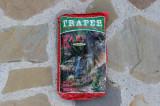 Nada Traper Seria Secret Punga 1 Kg Ingrediente Naturale Pentru Crap Lin Caras