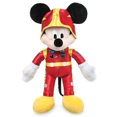 Jucarie plus Mickey Mouse - Mickey si Pilotii de curse