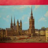 HOPCT 28705 GERMANIA HALLE PIATA CENTRALA -CIRCULATA, Printata