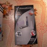 Adaptor Suc De Rosii Si Cirnati HB 3500, Diam. 53 mm si mixer Heinner HM-250 - Masina de Tocat Carne