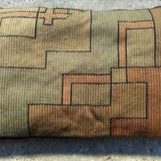 Perna art-deco interbelica, kilim / chilim