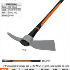 Târnacop din fier forjat Truper TP-5F