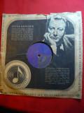 Disc interbelic Telefunken - Poesie si Gelozie ,voce Peter Kreuder ,tango