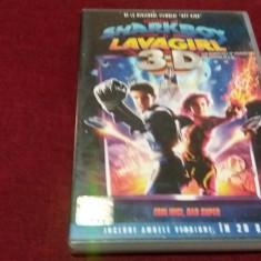 FILM DVD AVENTURILE LUI SHARKBOY SI LAVAGIRL IN 3D