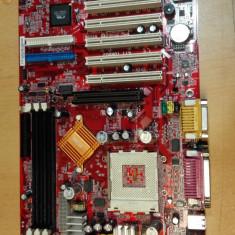 Placa de baza PC MSI K7T Turbo 2 Socket A, Pentru AMD, A