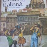 Limba Italiana Manual Pentru Clasa A Vi-a - Ileana Tanase-bogdanet, Petruta Radutiu ,396089