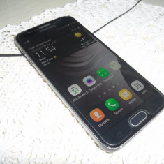 Samsung galaxy S6 - Telefon mobil Samsung Galaxy S6, Negru, 32GB, Neblocat