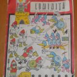 LUMINITA - NR 2 - FEBRUARIE 1970 ( REVISTA DE COLECTIE ) - CONTINE BD RARA - Reviste benzi desenate