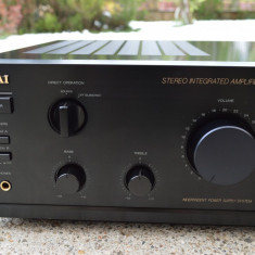 Amplificator Akai AM-37 - Amplificator audio