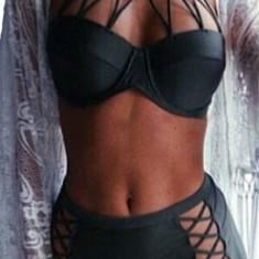 SW977-1 Costum de baie sexy, cu model decupat