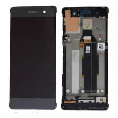 Display Sony Xperia XA Gri - Geam carcasa