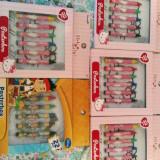 4 cutii Heloo Kitty și 1 cutie Cpt Jack, postere+creioane cerate 25 lei toate