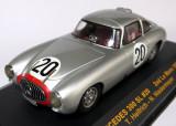 IXO Mercedes 300SL ( No.20 ) locul 2 Le Mans 1952 1:43, Hot Wheels