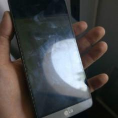 Telefon LG G3, liber de retea, in garantie - Telefon mobil LG G3, Negru, 16GB, Neblocat, 2 GB