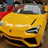 Masinuta electrica Lamborghini - Livrare Gratuita - Masinuta electrica copii Chipolino, 4-6 ani, Unisex, Altele
