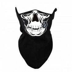 CAGULA masca pentru MOTOR BICIBLETA SKI PAINTBALL AIRSOFT din NEOPREN cu schelet - Cagula moto