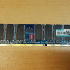 Ram PC Kingmax 512 MB DDR1 400 MHz MPXC22F-D8KT4B - Memorie RAM