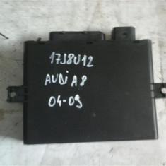 Unitate control Keyless Go Audi A8 An 2004-2009 cod 4E0909131