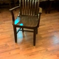 Scaun lemn masiv - Mobila pentru restaurant