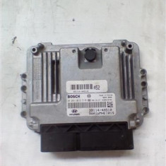 Calculator motor Hyundai H1 2.5CRDI 140CP An 2004-2007 cod 39114-4A510 - ECU auto