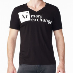 Tricou Armani PT Black masura M L