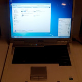 Dell Inspiron 6400 15.4 Intel DualCore, placa video dedicata, ram 2 GB Pret Fix - Laptop Dell, Intel Core Duo, 80 GB