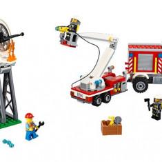 Camion utilitar de pompieri (60111) - LEGO City