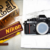 NIKON F3 body, NOU, raritate - Aparat Foto cu Film Nikon