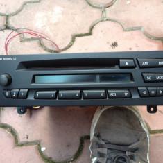 CD-Player Business BMW E87, E90, E91 in stare perfecta - CD Player MP3 auto
