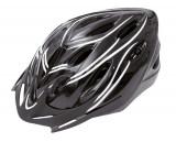Casca Adulti Out-Mold Marime M Negru cu Design AlbPB Cod:588400191RM, Casti bicicleta