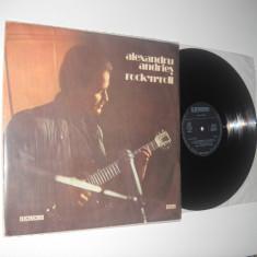 ALEXANDRU ANDRIES :Rock'n Roll (1987)(vinil)al 3-lea si unul din cele mai bune ! - Muzica Jazz electrecord