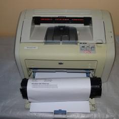 ***Imprimanta laser HP 1018 + cartus de rezerva fara chip ***