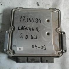 Calculator motor Renault Laguna2 2.0DCI An 2004-2009 cod 8200726880 - ECU auto
