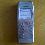 Telefon mobil NOKIA 6610I decodat perfect functional - Telefon Nokia, Gri, <1GB, Neblocat, Fara procesor, Nu se aplica