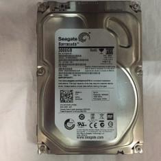 HDD Segate Barracuda 3TB - Hard Disk Seagate, Peste 2TB, Rotatii: 7200, SATA 3, 64 MB